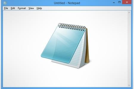 El legendario bloc de notas se renovará (un poco) en la próxima gran actualización de Windows 10