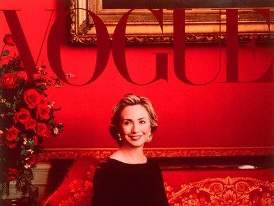 Vogue se moja en la campaña electoral americana: apoya abiertamente a Hillary Clinton