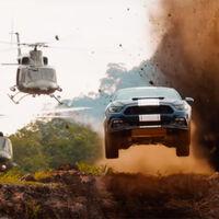 El nuevo tráiler 'Fast & Furious 9' promete una entrega aún más espectacular con coches voladores... literalmente