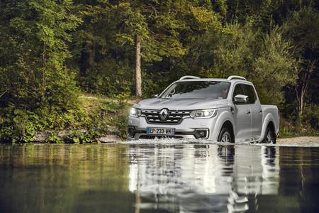 La pick-up Renault ALASKAN llegará a Europa este mes