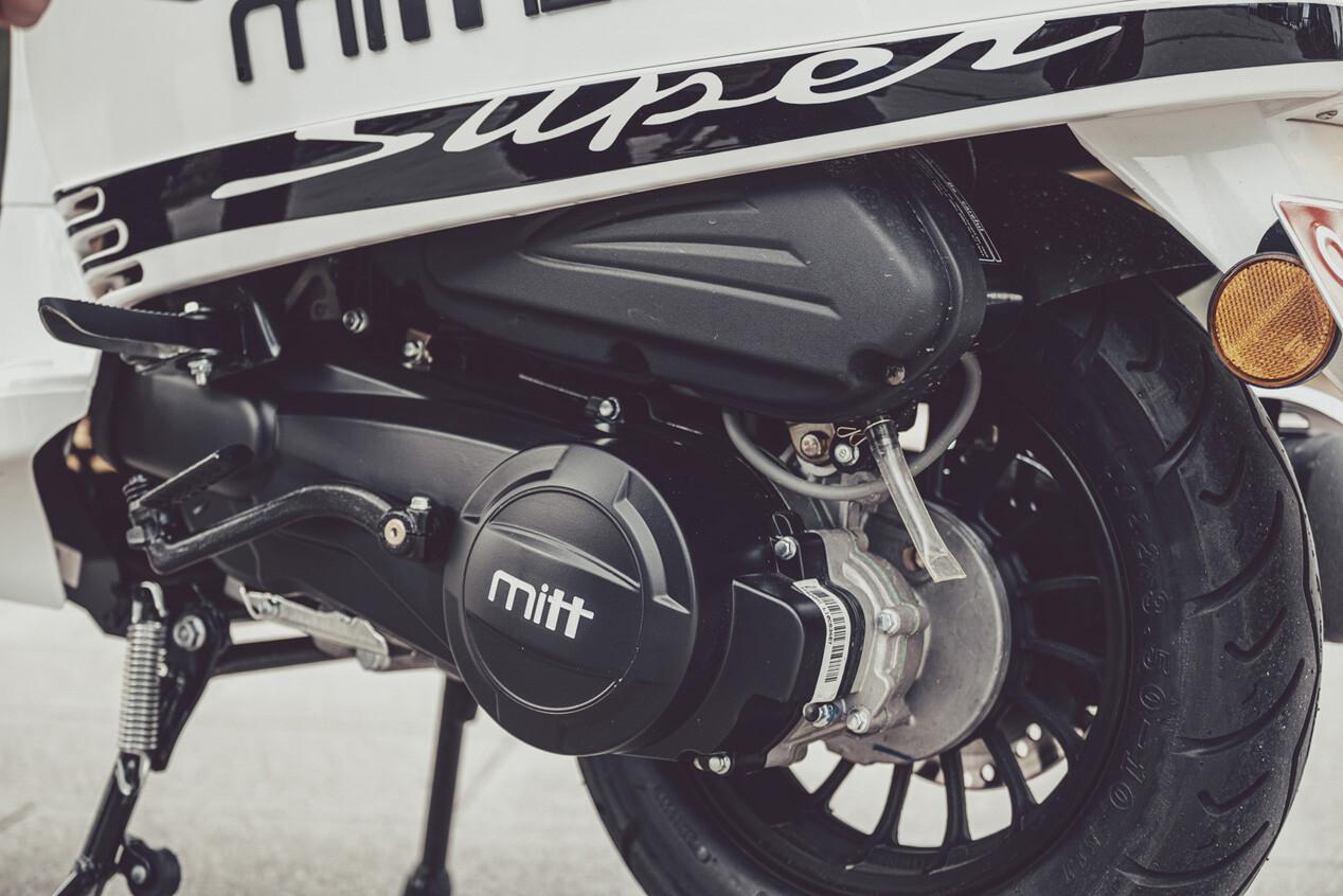 Foto de MITT 125 RT Super Sport White 2021 (16/20)