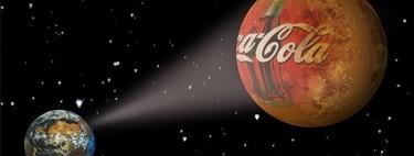 Dos mexicanos quieren poner publicidad en la Luna y ofrecer productos y servicios en Marte: así nos alcanzó la publicidad espacial
