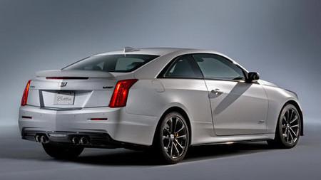 Cadillac Ats V Coupe 650