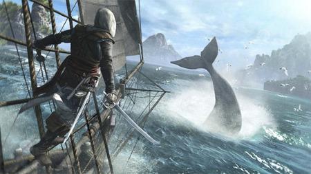Filtradas las primeras imágenes de 'Assassin's Creed IV: Black Flag'