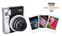 Fujifilm Japón desvela una nueva cámara instantánea: la Instax Mini 90