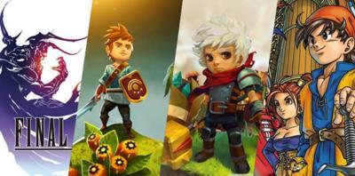 Amantes de los RPG, aquí cuatro buenas propuestas para disfrutar en vuestro iPhone, iPad o iPod Touch