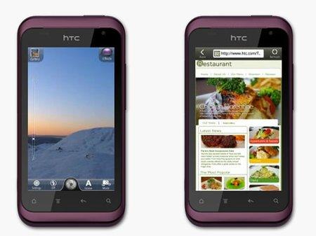 HTC Rhyme ya está disponible en pre-venta en los Estados Unidos