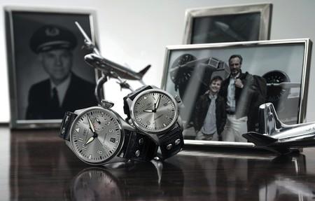 IWC Schaffhausen celebra la tradición familiar de padre a hijo con su IWC Pilot's Watches for Father and Son