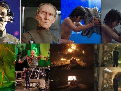 Oscars 2017 | Estos vídeos nos descubren los alucinantes efectos visuales de las películas nominadas