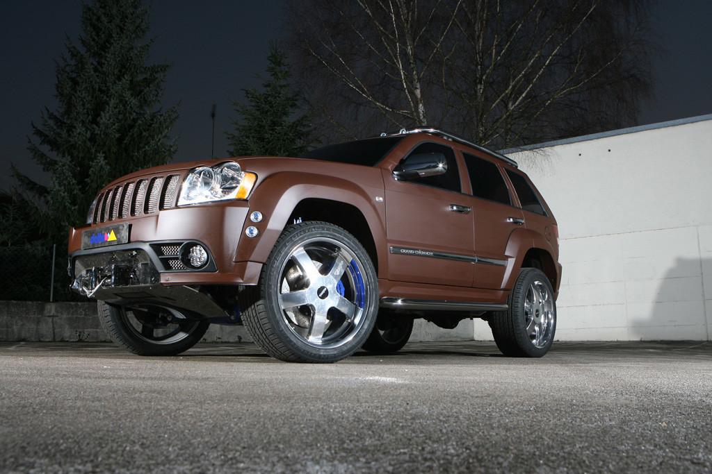 Foto de Jeep Grand Cherokee delta4x4 Dune Project (1/3)