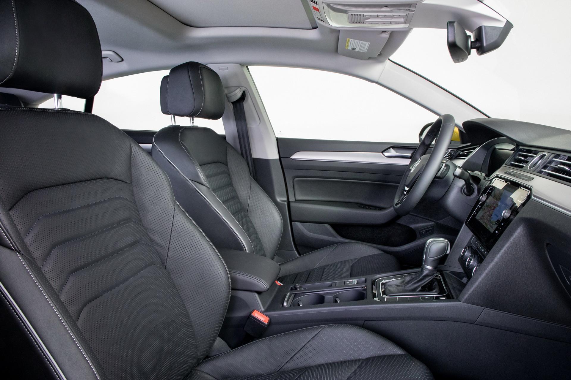 Foto de Volkswagen Arteon (EE. UU.) (11/14)