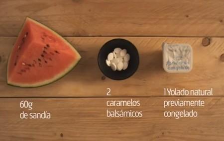 extra fresh ingredientes