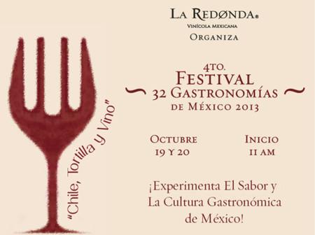 Festival 32 gastronomías mexicanas