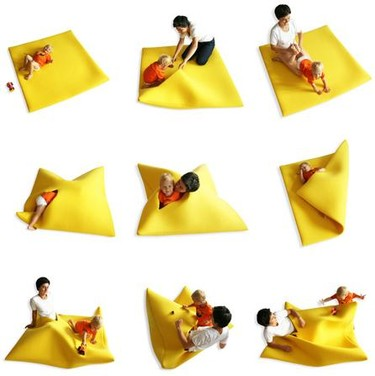 Squareplay, área de juegos para compartir con nuestros hijos