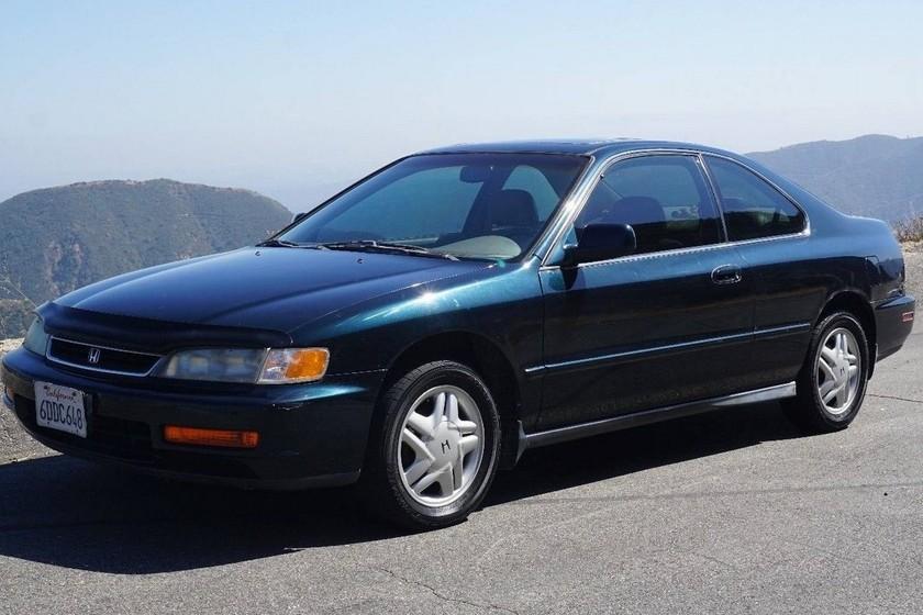 Así es como un buen anuncio ha conseguido que un Honda Accord del 96 cueste casi lo mismo que uno nuevo