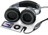 Auriculares iHMP5 con amplificador incorporado