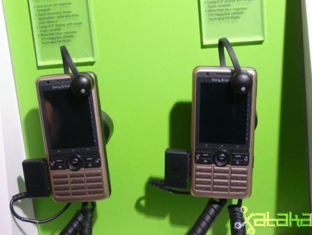 Sony Ericsson G600