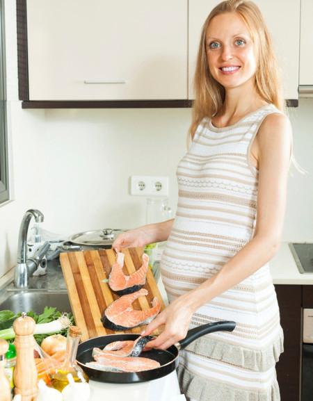 El Omega 3 de los pescados protegería a la embarazada de los efectos nocivos del mercurio