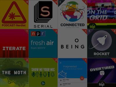 Las 7 mejores aplicaciones para escuchar podcasts en Android