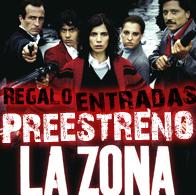 Ganadores de las entradas para el preestreno de 'La Zona'