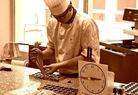 Choco-Story, el Museo del Chocolate de Brujas