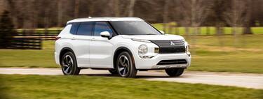 El Mitsubishi Outlander 2022 renace en un SUV más refinado, tecnológico y con lugar para siete