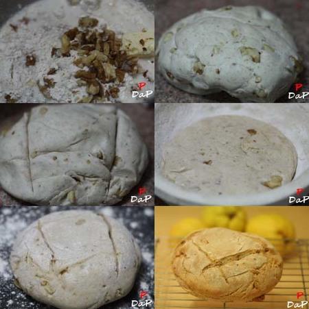Cómo hacer pan de espelta