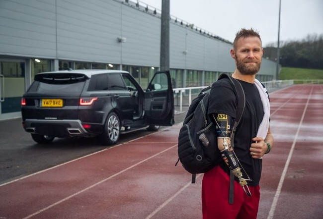Jaguar Land Rover desarrolla una puerta que se abre automáticamente