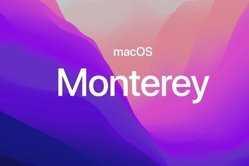Así es macOS 12 Monterey: nuevas funciones para controlar el iPad desde el Mac y Atajos para el escritorio
