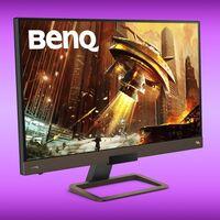 Este monitor BenQ 2K de 27 pulgadas tiene más de 3,500 pesos de descuento: 144 Hz, HDR, bocinas y hasta control remoto ideal para gaming