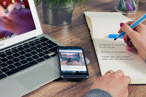 16 aplicaciones para trabajar desde casa sin morir en el intento