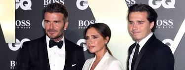 Victoria Beckham y Nicole Kidman capitanean una gran alfombra roja cargada de celebrities en los Premios a los Hombres del Año de Londres
