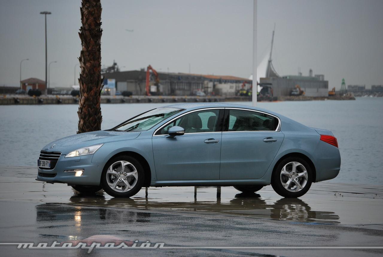 Foto de Peugeot 508 y 508 SW (presentación) (58/118)