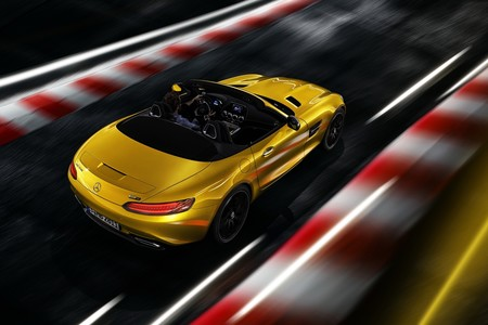 Mercedes Amg Gt S Roadster 2019 010
