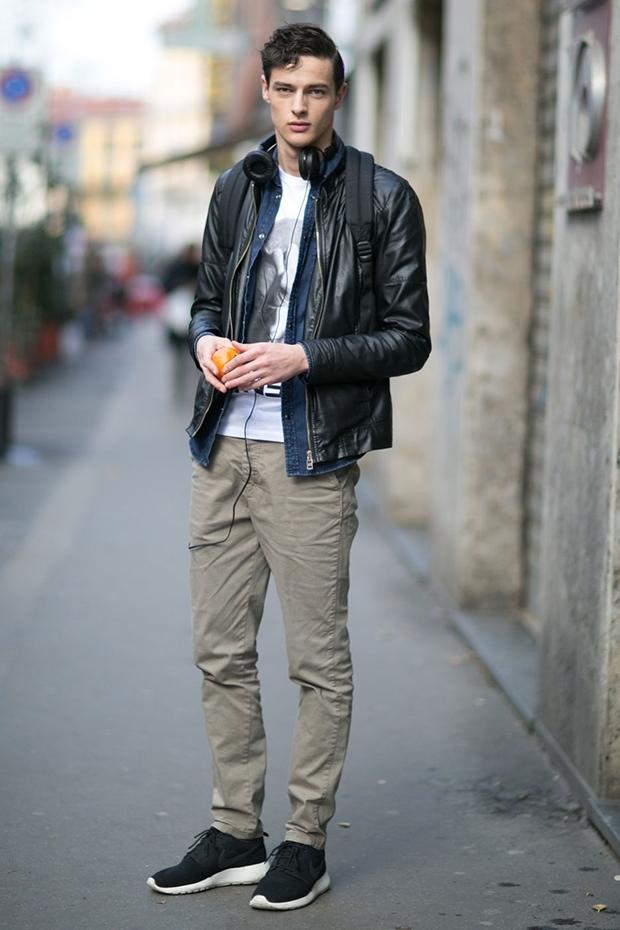 Foto de Modelos masculinos Streetstyle (10/12)