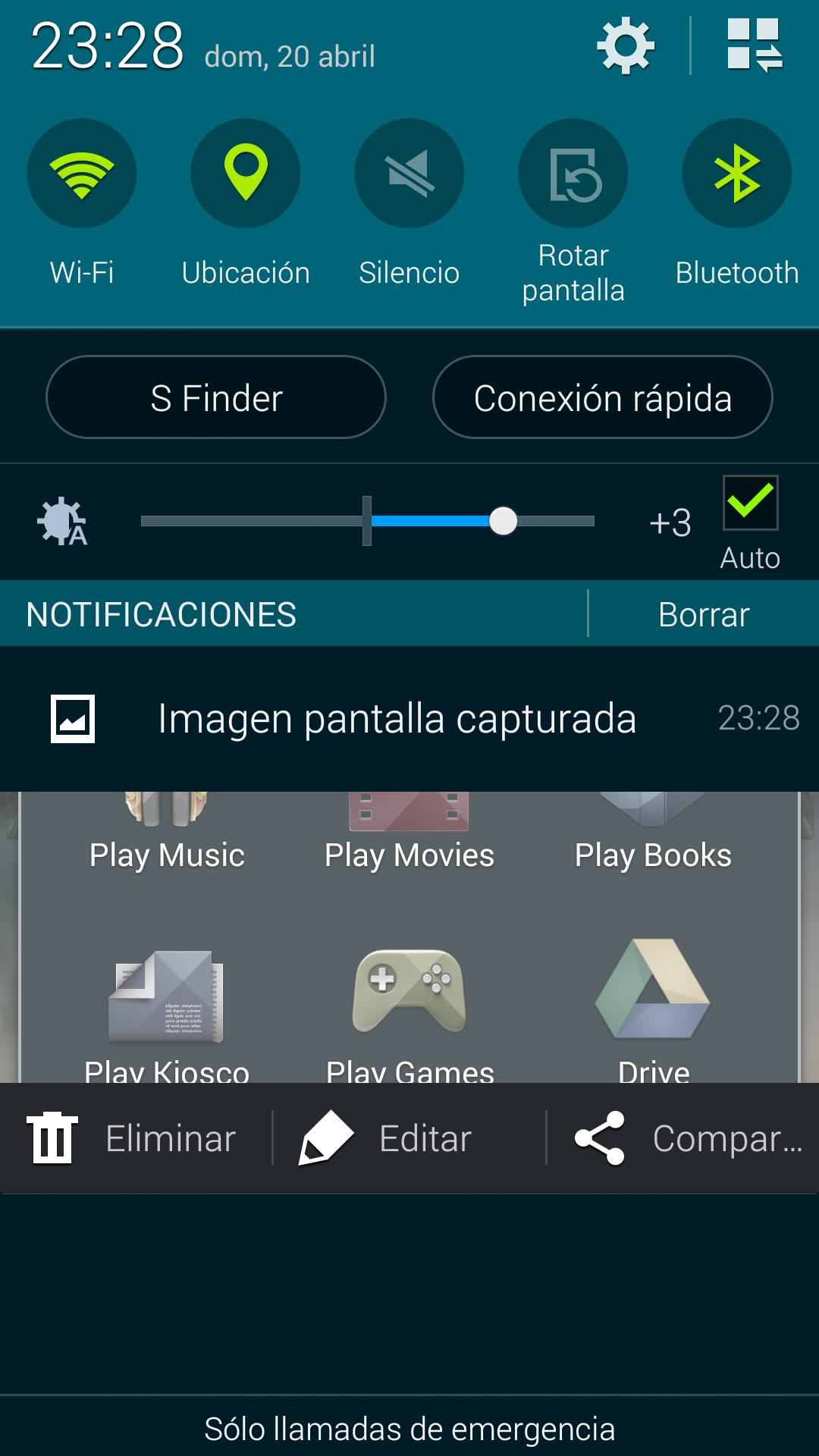 Foto de Touchwiz Galaxy S5 (29/31)