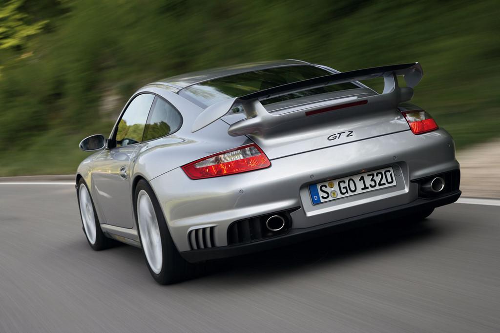 Foto de Porsche 911 (997) GT2 (11/32)