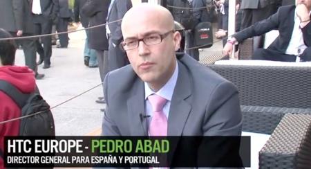 """""""El fin de las subvenciones a teléfonos va a racionalizar la motivación de compra"""", entrevista a Pedro Abad de HTC"""