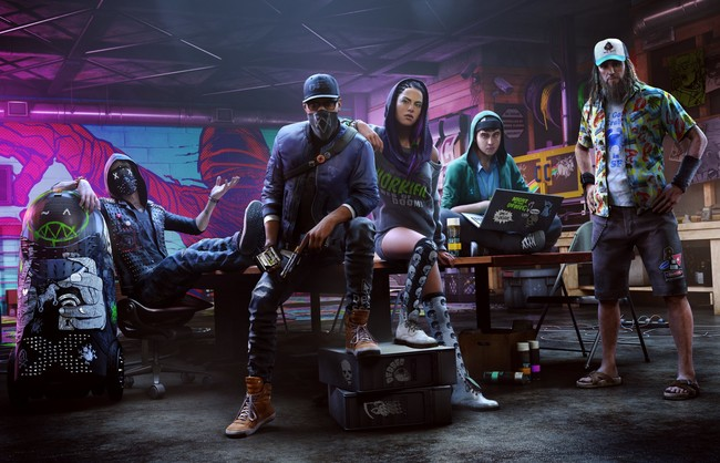 Watch Dogs 2 3515200