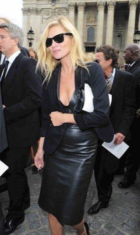 Kate Moss Alexander McQueen