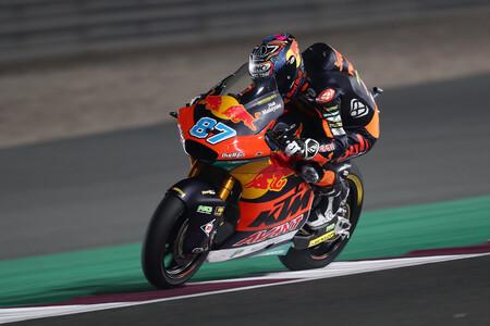 Gardner Doha Moto2 2021
