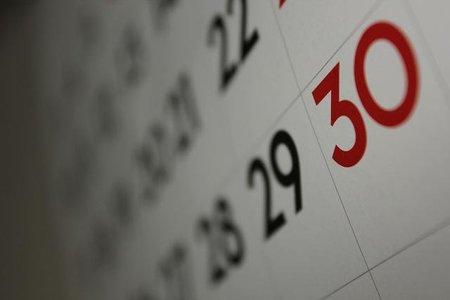La Agencia Tributaria publica el calendario del Contribuyente para 2015