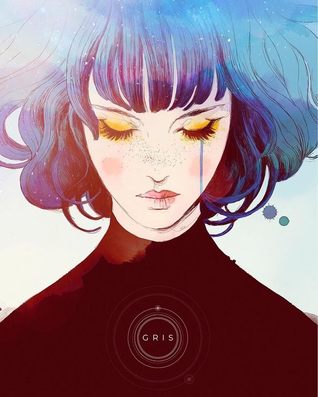 'GRIS' no sólo es un nuevo videojuego español, es una obra de arte en movimiento con una bellísima estética