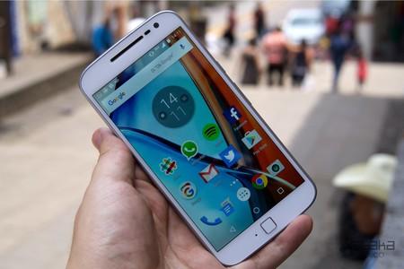 La espera terminó: Android Nougat llega al Moto G4 Plus en México