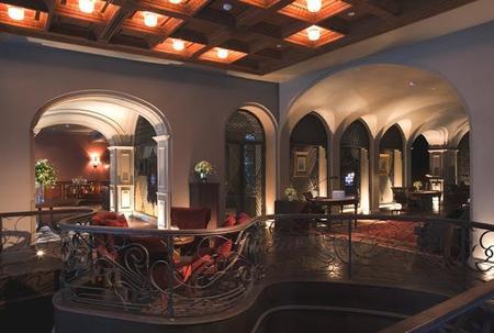 Una impresionante mezcla de estilos, Hotel Muse de Bangkok