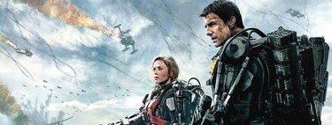 'edge of tomorrow' fits the best of Call of Duty: the only film that has understood the rules of the game
