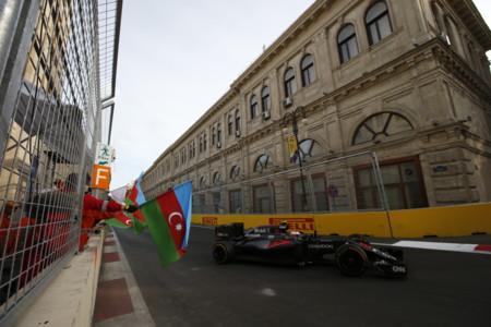 Baku Gp 2016