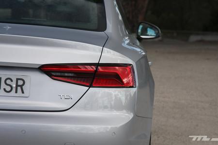 Audi A5 Coupe Prueba 2