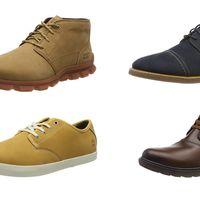 Chollos en tallas sueltas de botas y zapatos Timberland, Caterpillar o Clarks por menos de 30 euros en Amazon