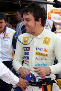 Llovió, Fernando arriesgó, pero todo salió mal